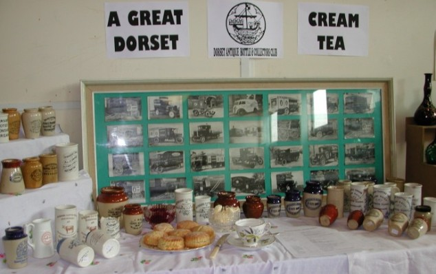 dorset cream tea